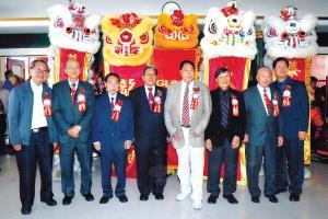 2012年羅省昭倫公所春宴